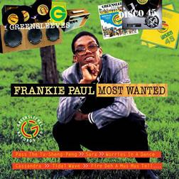 Frankie Paul/MOST WANTED  LP