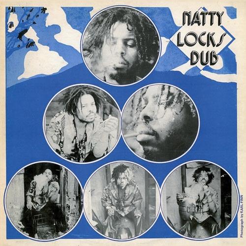 Winston Edwards/NATTY LOCKS DUB LP