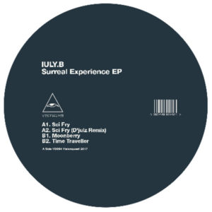 """Iuly.B/SURREAL EXPERIENCE EP 12"""""""