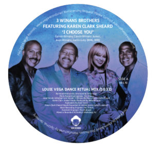 3 Winans Bros/I CHOOSE YOU REMIXES D12""