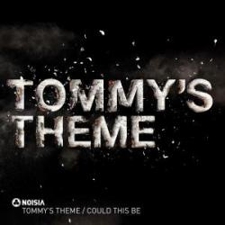 Noisia/TOMMY'S THEME (REPRESS) 12""