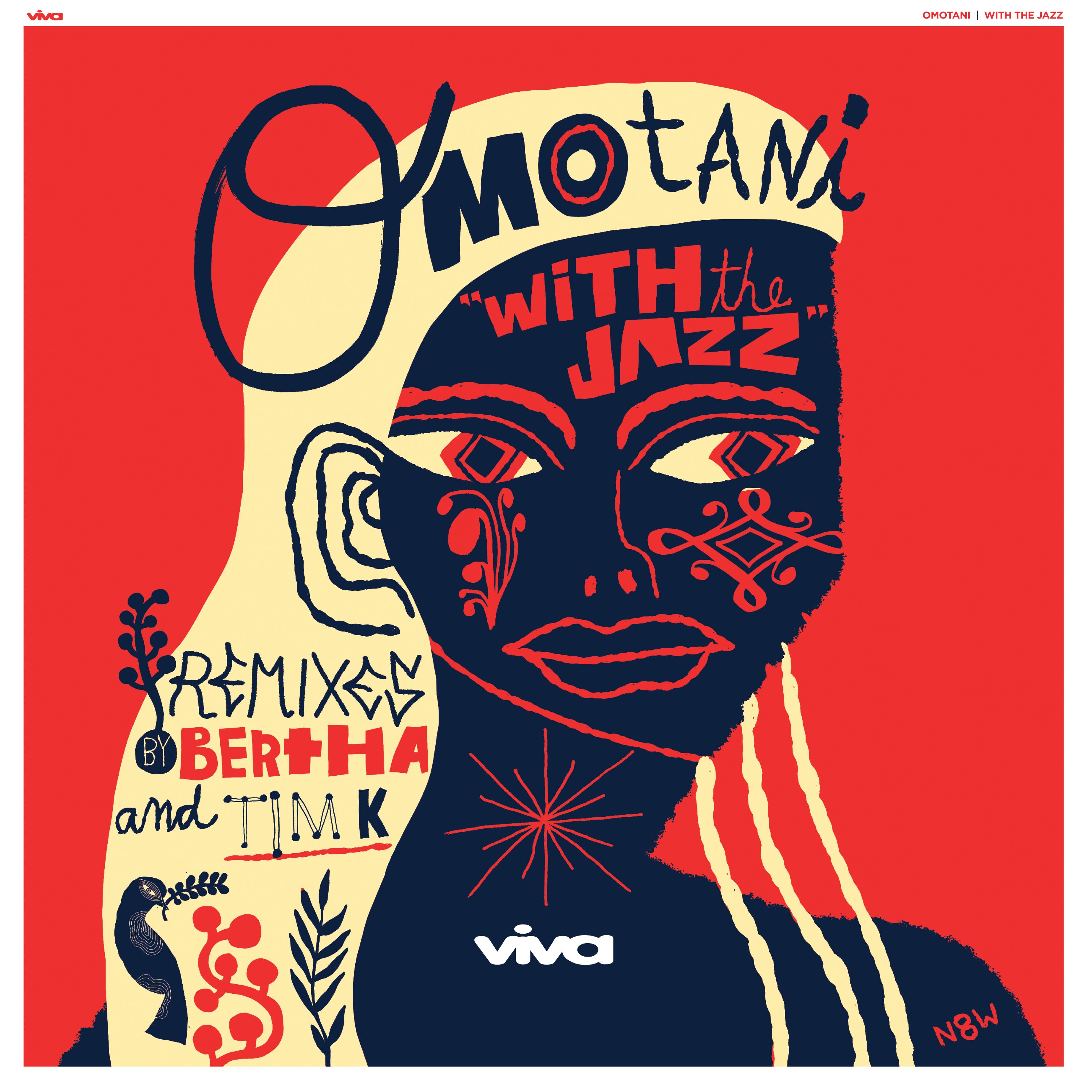 Omotani/WITH THE JAZZ (LIMITED) 12""