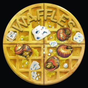 Unknown/WAFFLES 004 12""