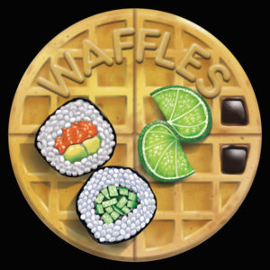 """Unknown/WAFFLES 007 12"""""""