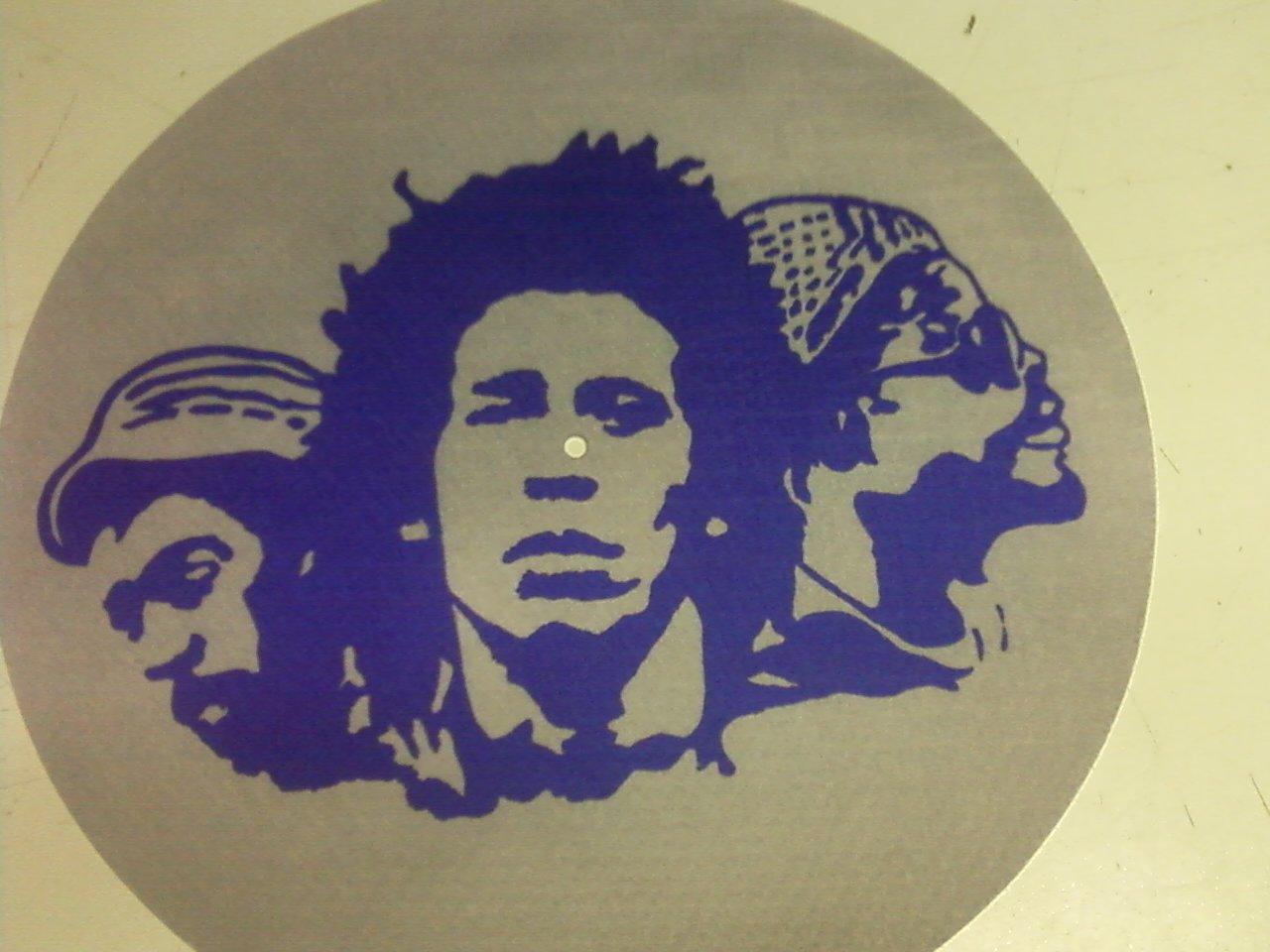 Bob Marley & The Wailers/SLIPMAT
