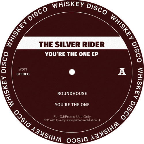 """Silver Rider/YOU'RE THE ONE 12"""""""