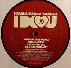"Pirahnahead/I DO LOVE U ABICAH SOUL 12"""