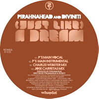 Pirahnahead & Diviniti/A DREAM 12""