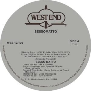 """Sesso Matto/SESSOMATTO 12"""""""