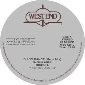 "Michele/DISCO DANCE REMIXES 12"""