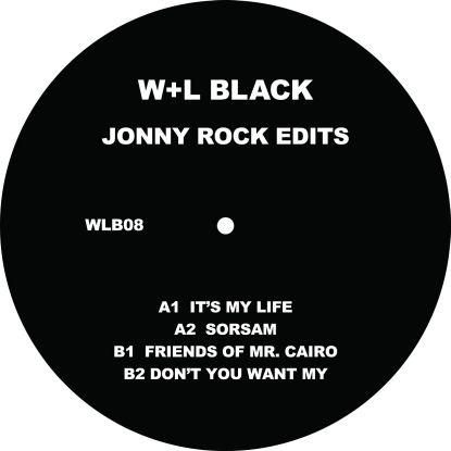 """Jonny Rock/JONNY ROCK EDITS 12"""""""
