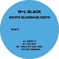 "Nico/NICO'S BLUEWAVE EDITS 12"""