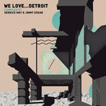 Various/WE LOVE DETROIT (UNMIXED) DCD