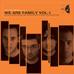 """Various/WE ARE FAMILY #1(BENT COVER) 12"""""""