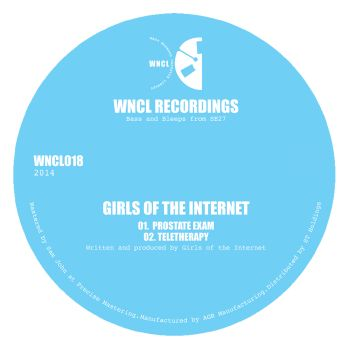 Girls of the Internet/MASKING 12""