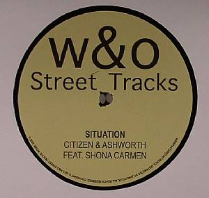 Citizen & Ashworth/SITUATION 12""