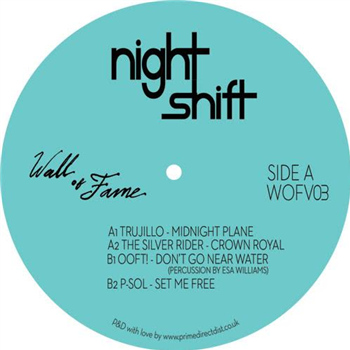 Various/NIGHT SHIFT 12""