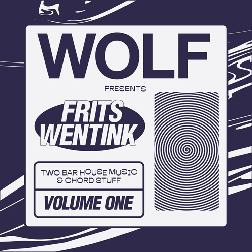 """Frits Wentink/TWO BAR HOUSE MUSIC V1 12"""""""