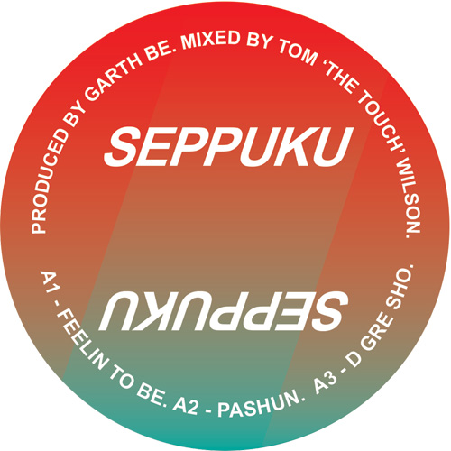 Garth BE/SEPPUKU EP 12""