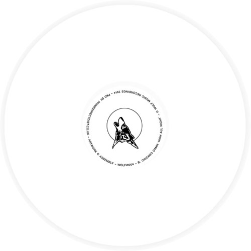 Ron Basejam & Chicago Damn/WOLFW004 12""