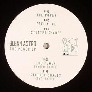 "Glenn Astro/THE POWER EP 12"""