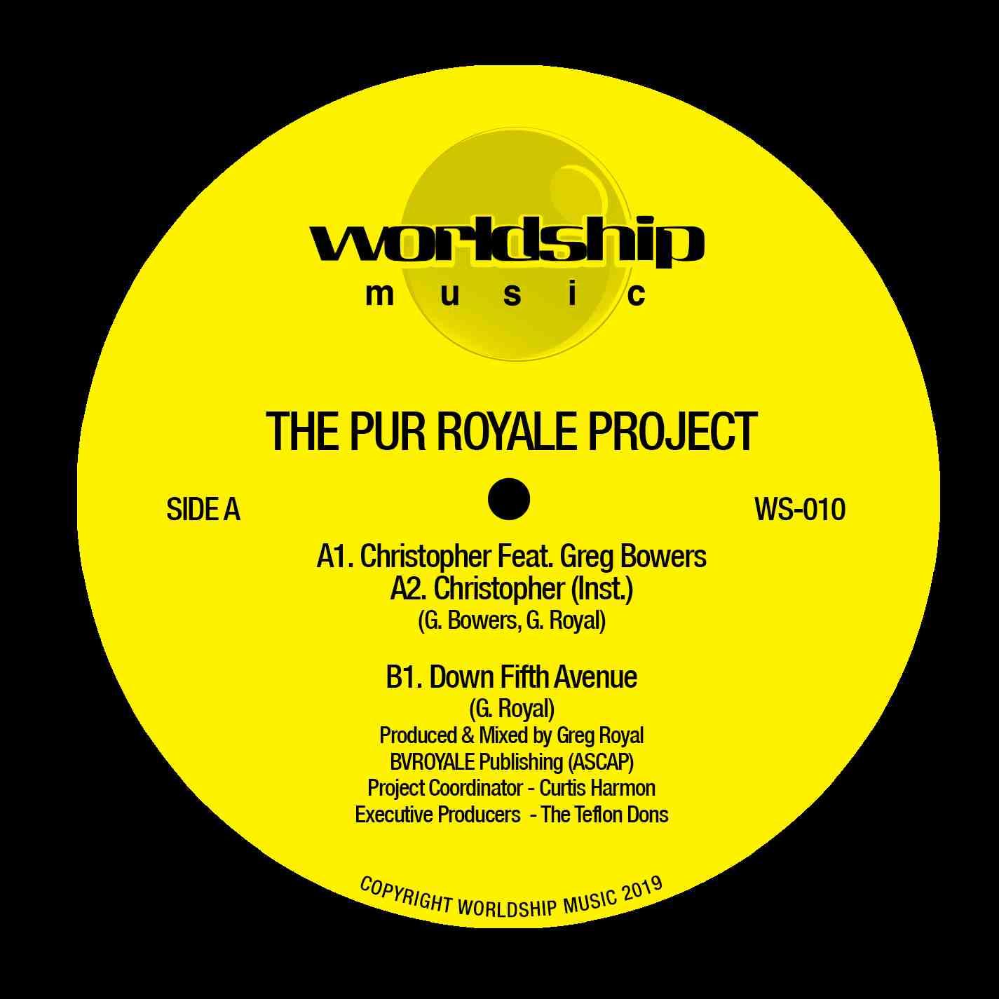 """Pur Royale/PUR ROYALE PROJECT 12"""""""