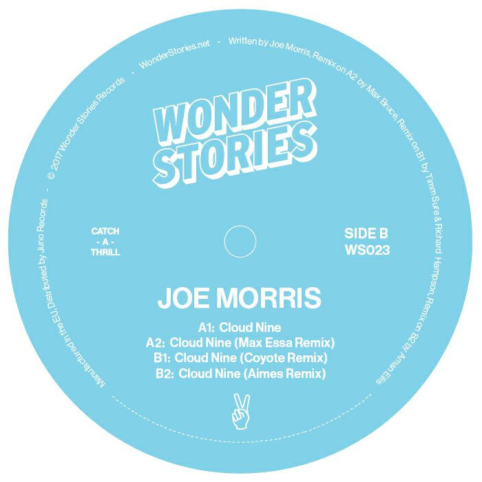 Joe Morris/CLOUD NINE 12""