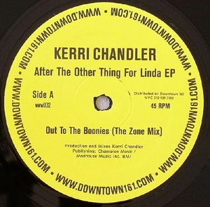 """Kerri Chandler/AFTER THE OTHER...12"""""""