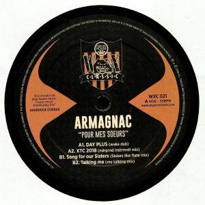 """Armagnac/POUR MES SOEURS 12"""""""