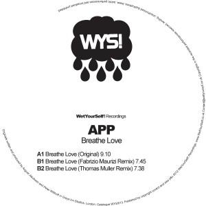 "App/BREATHE LOVE EP 12"""