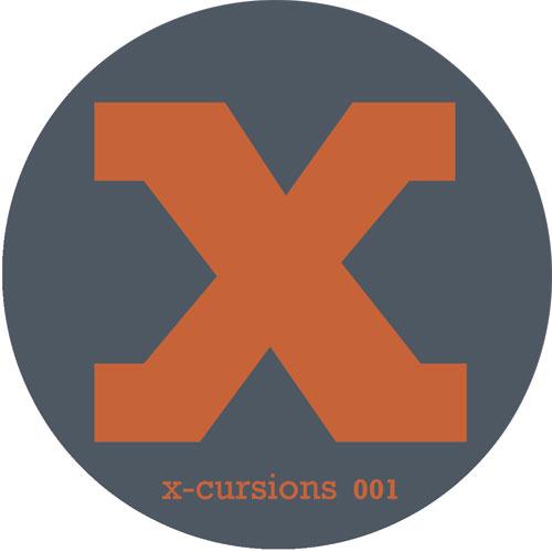 """Leftside Wobble/X-CURSIONS 001 12"""""""