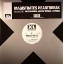 """Magistrates/HEARTBREAK REMIXES 12"""""""