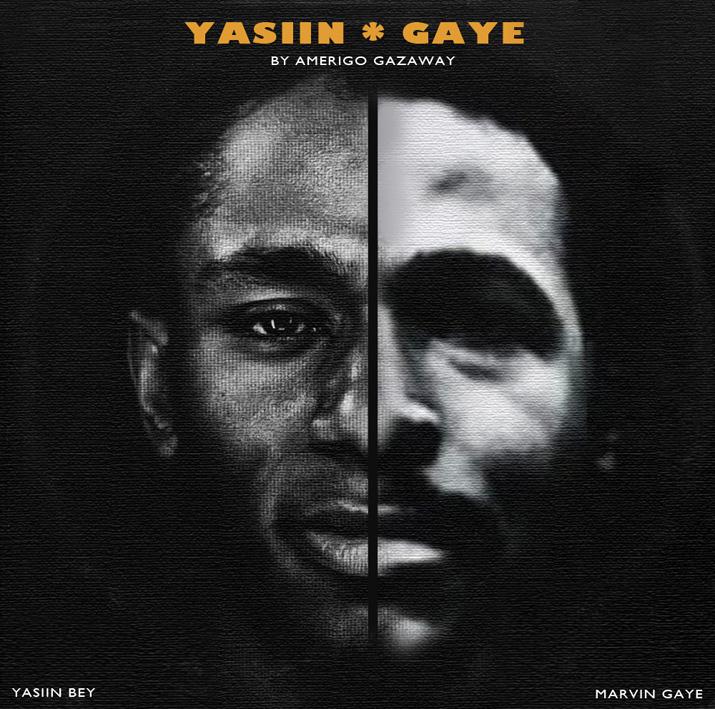 Mos Def vs Marvin Gaye/THE DEPARTURE DLP