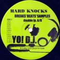 Yo DJ!/HARDKNOCKS BREAKS  LP