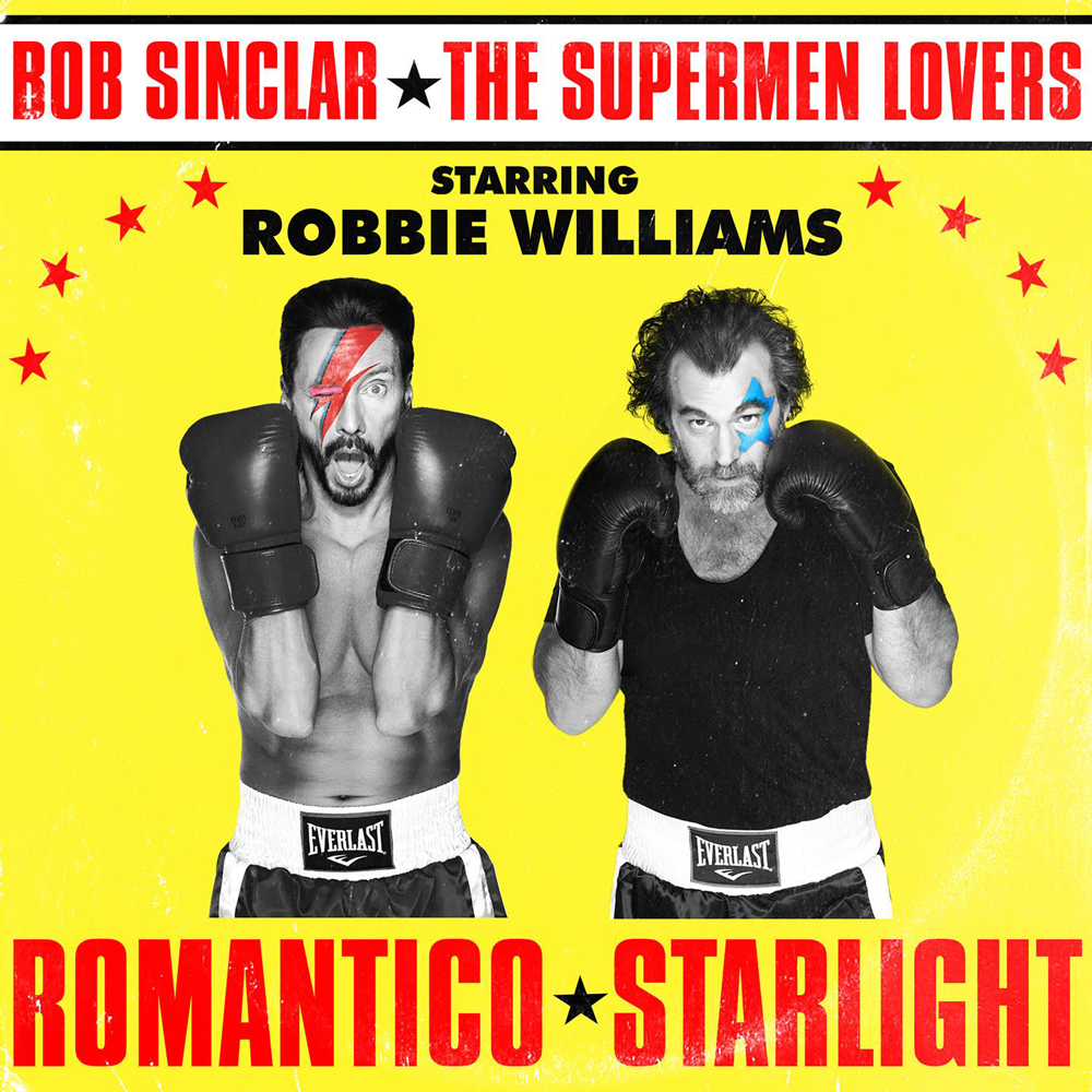 "Bob Sinclar/ROMANTICO STARLIGHT 12"""