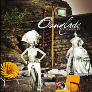 "Osunlade/DEDICATION EP 12"""