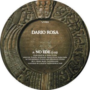 """Dario Rosa/NO EDE 12"""""""