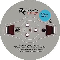 "Revenge/REEKIN'STRUCTIONS EP VOL.2 12"""