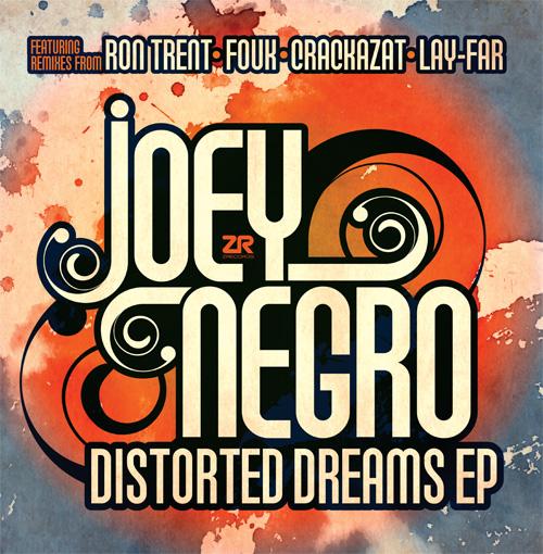 """Joey Negro/DISTORTED DREAMS EP 12"""""""