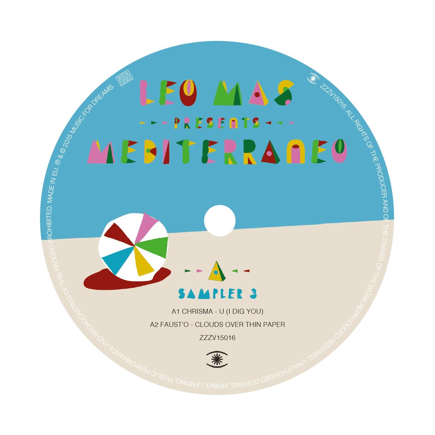 """Various/MEDITERRANEO SAMPLER 3 12"""""""