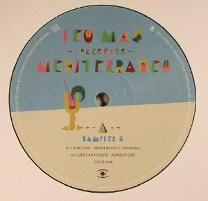 """Various/MEDITERRANEO SAMPLER 2 12"""""""