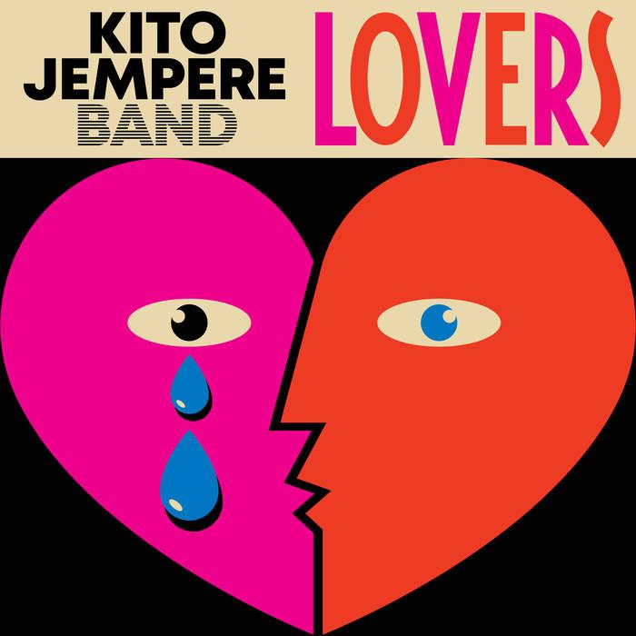 "Kito Jempere Band/LOVERS 12"""