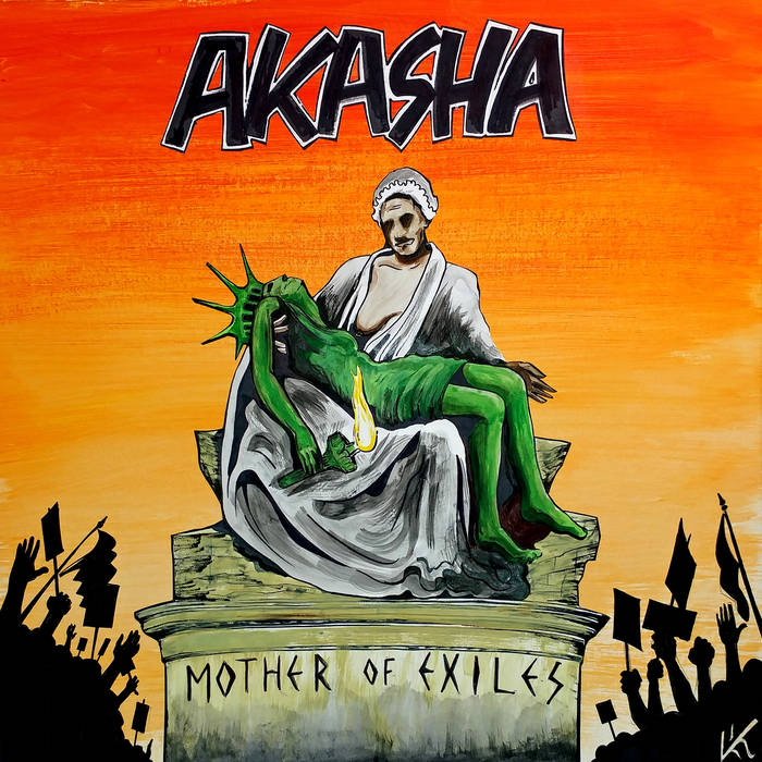 Akasha/MOTHER OF EXILES LP