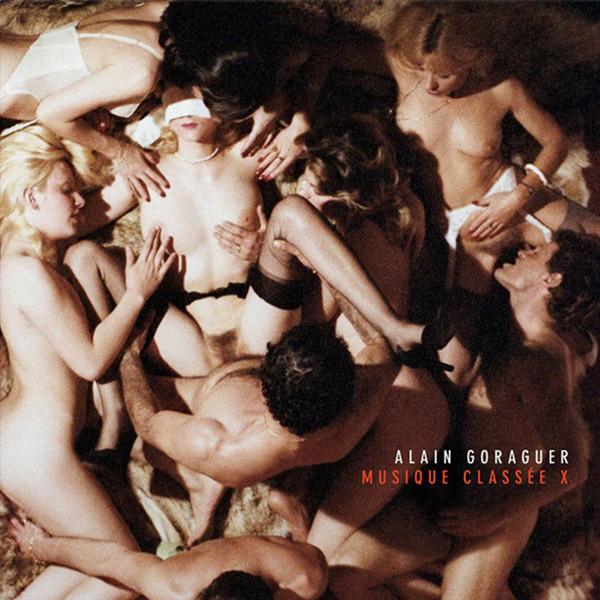 Alain Gorauger/MUSIQUE CLASSEE X LP