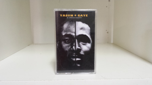 Mos Def v Marvin Gaye/THE DEPARTURE TAPE