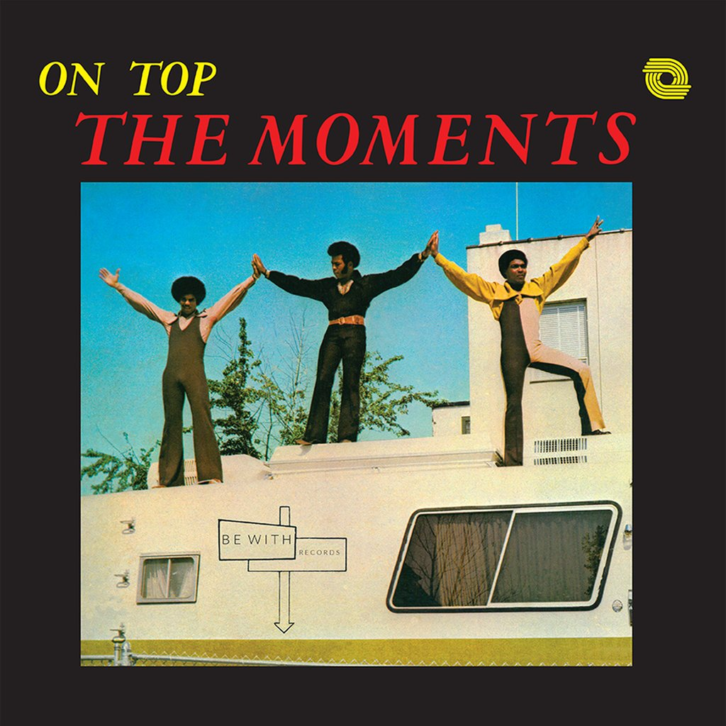 Moments, The/ON TOP (180G) LP
