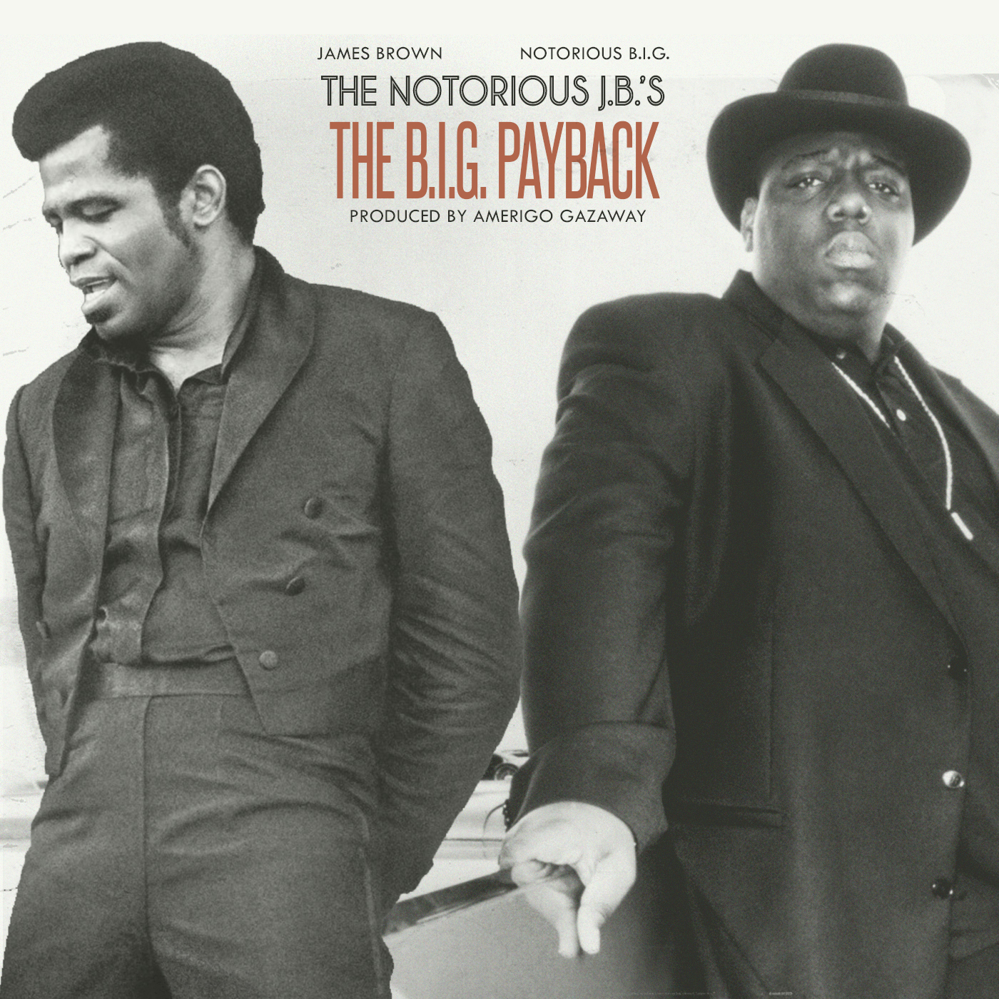 Biggie vs James Brown/B.I.G.PAYBACK TAPE