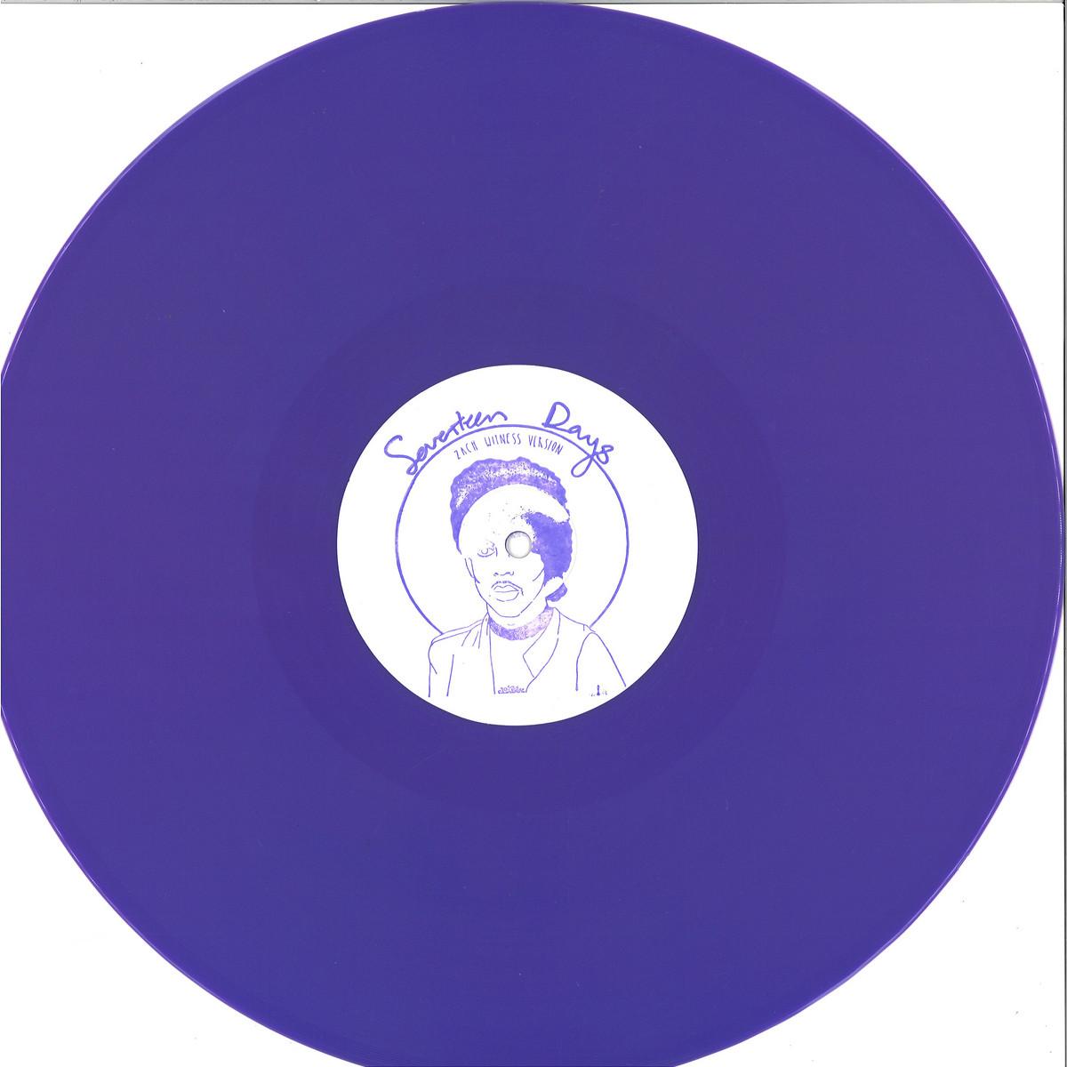 """Prince/17 DAYS (ZACH WITNESS REMIX) 12"""""""