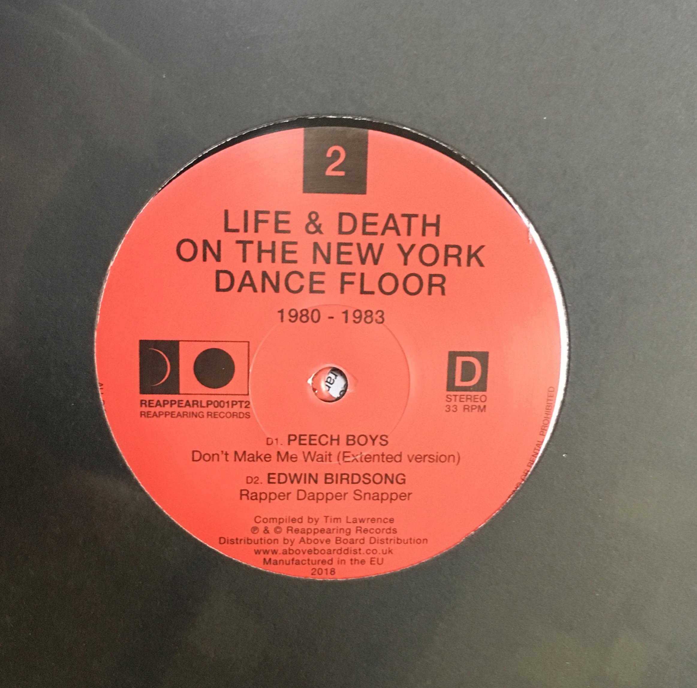Various/LIFE & DEATH PT 2 (GENERIC) DLP