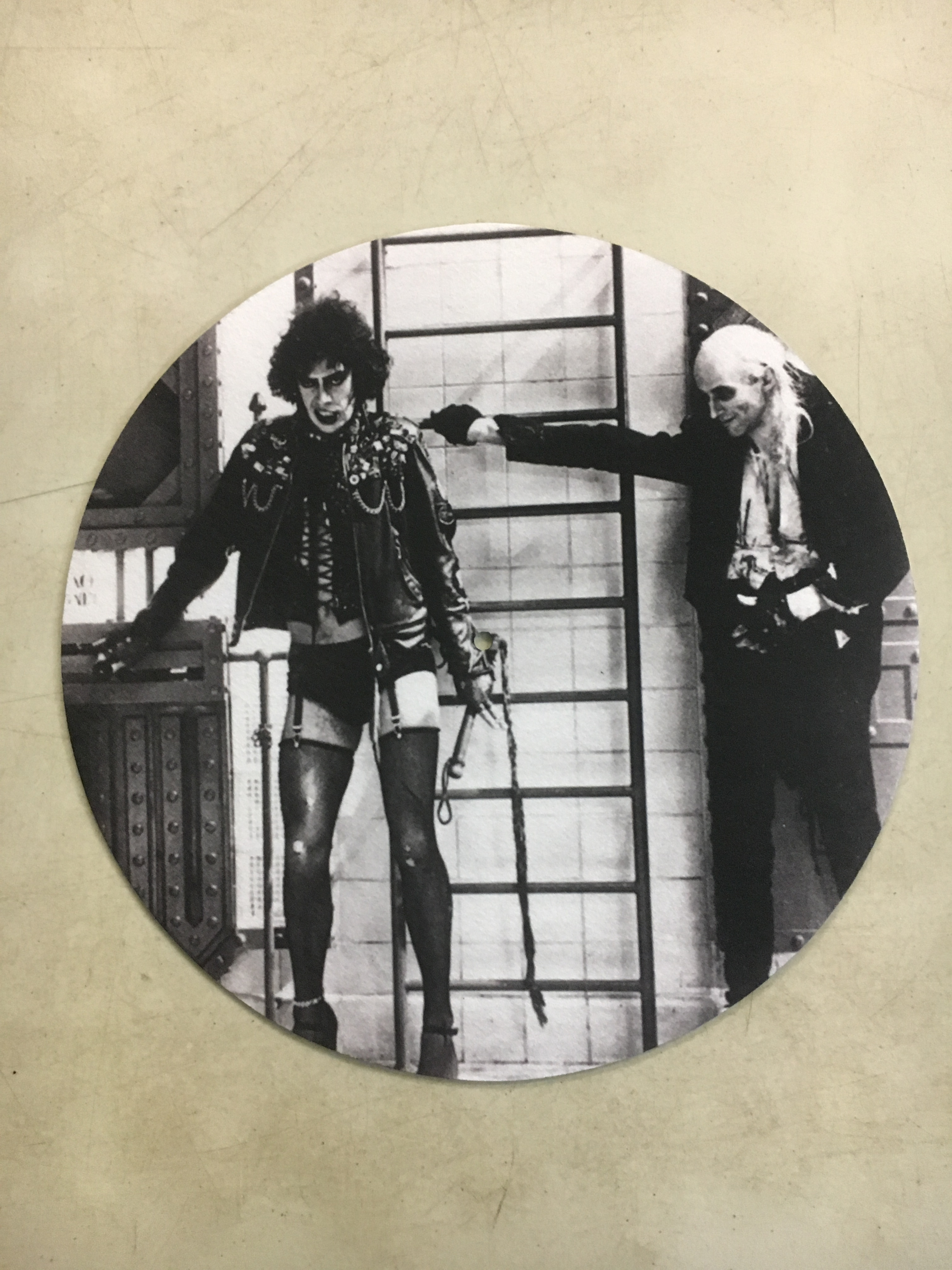 Rocky Horror Duo/SLIPMAT